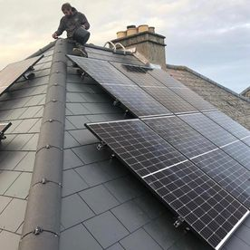 Roofing and Solar Panels Cornwall
