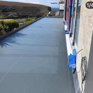 Flat Roofing Cornwall